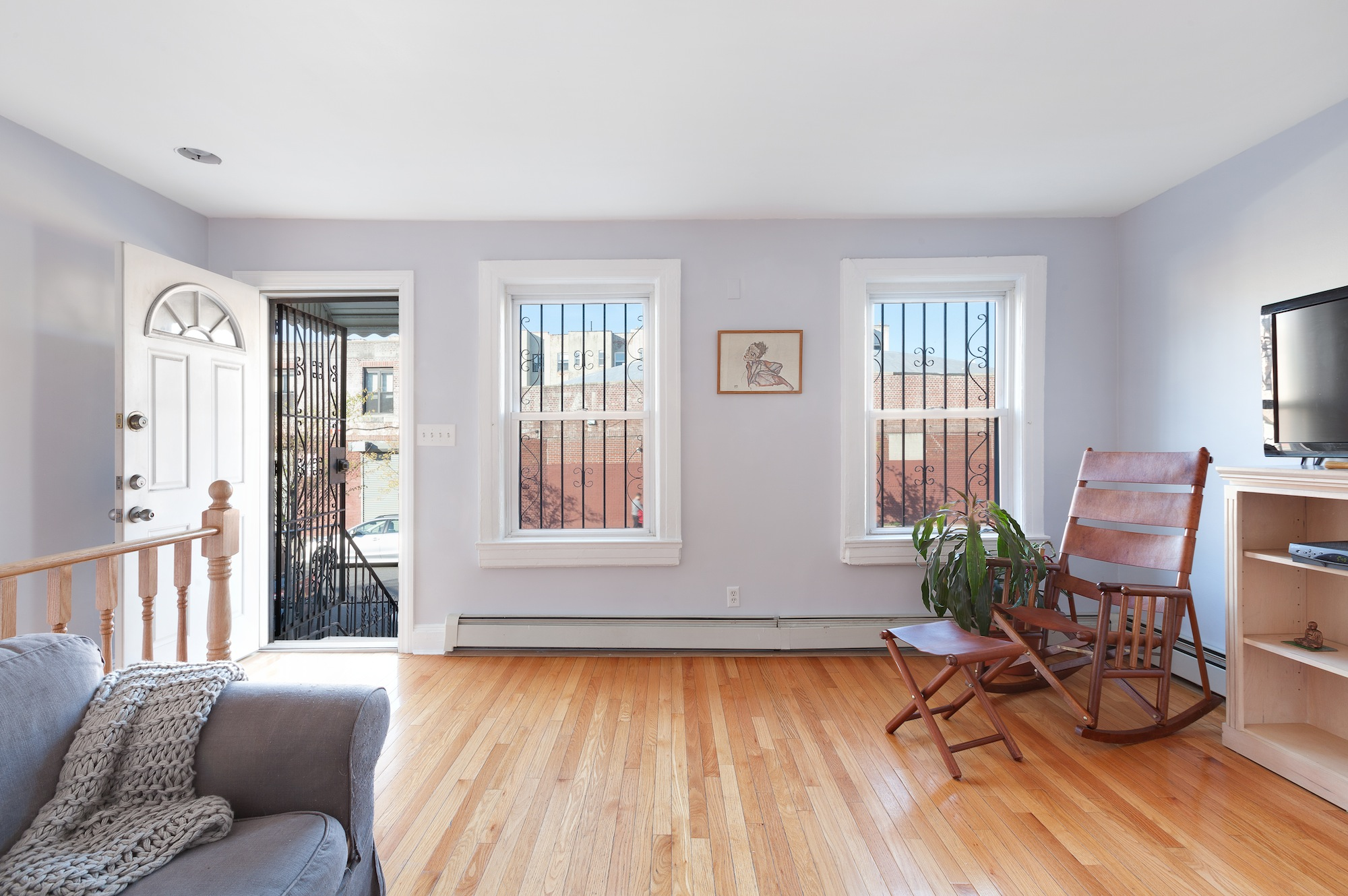 Another Stubby Shotgun House Hits the Market in Brooklyn