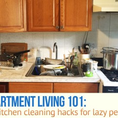Kitchen Cleaning Water Filter 20 Hacks For Lazy People 6sqft