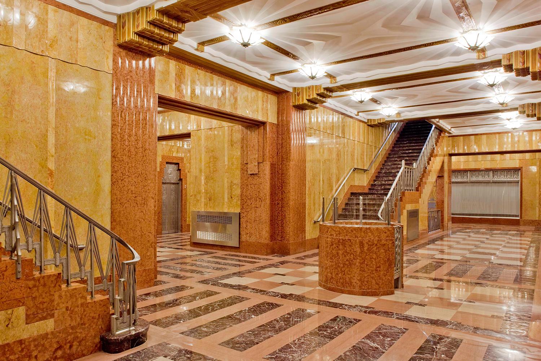 Art Deco Masterpiece 70 Pine Street Opens Offering Two