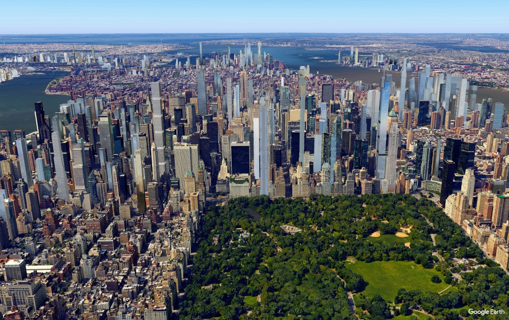 Check Out the Manhattan Skyline in 2020 New Development