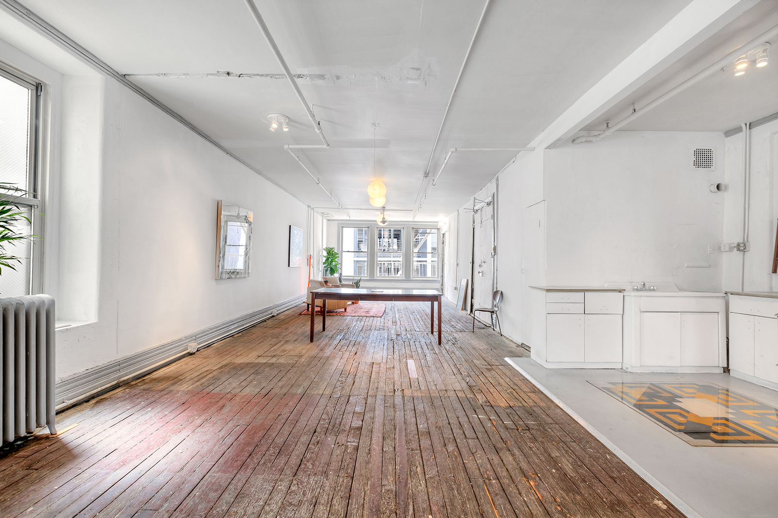 Former SoHo Loft of Artist Bill Alpert Hits the Market for
