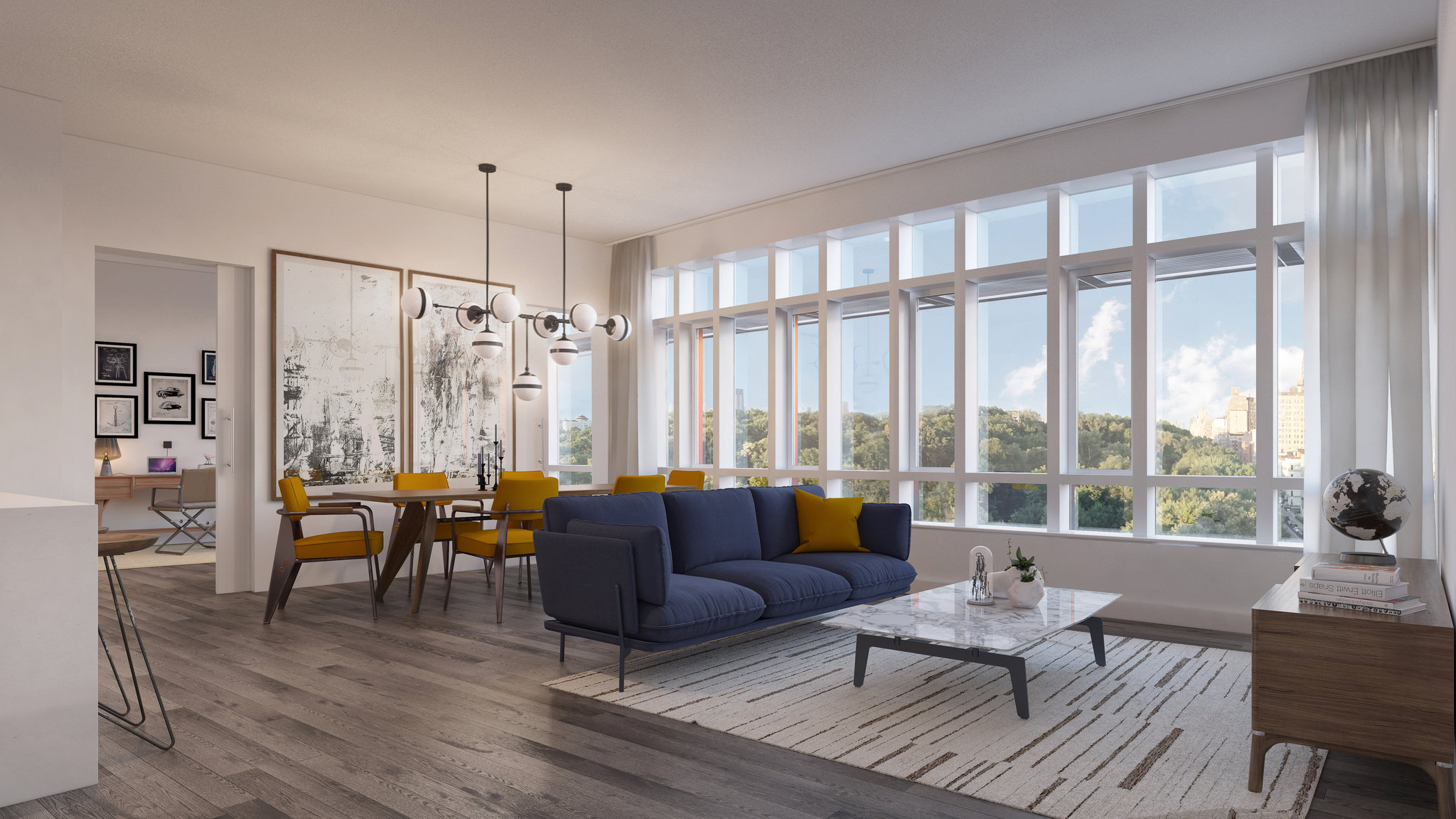 Apply For Affordable Condos At Harlem's Circa Central Park