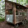 127 Square Foot Tiny House In The Catskills Fits Three For