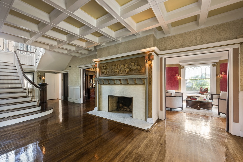Grand Mansion on Michelle Williams Street With a Huge Ballroom Asks 3M  6sqft