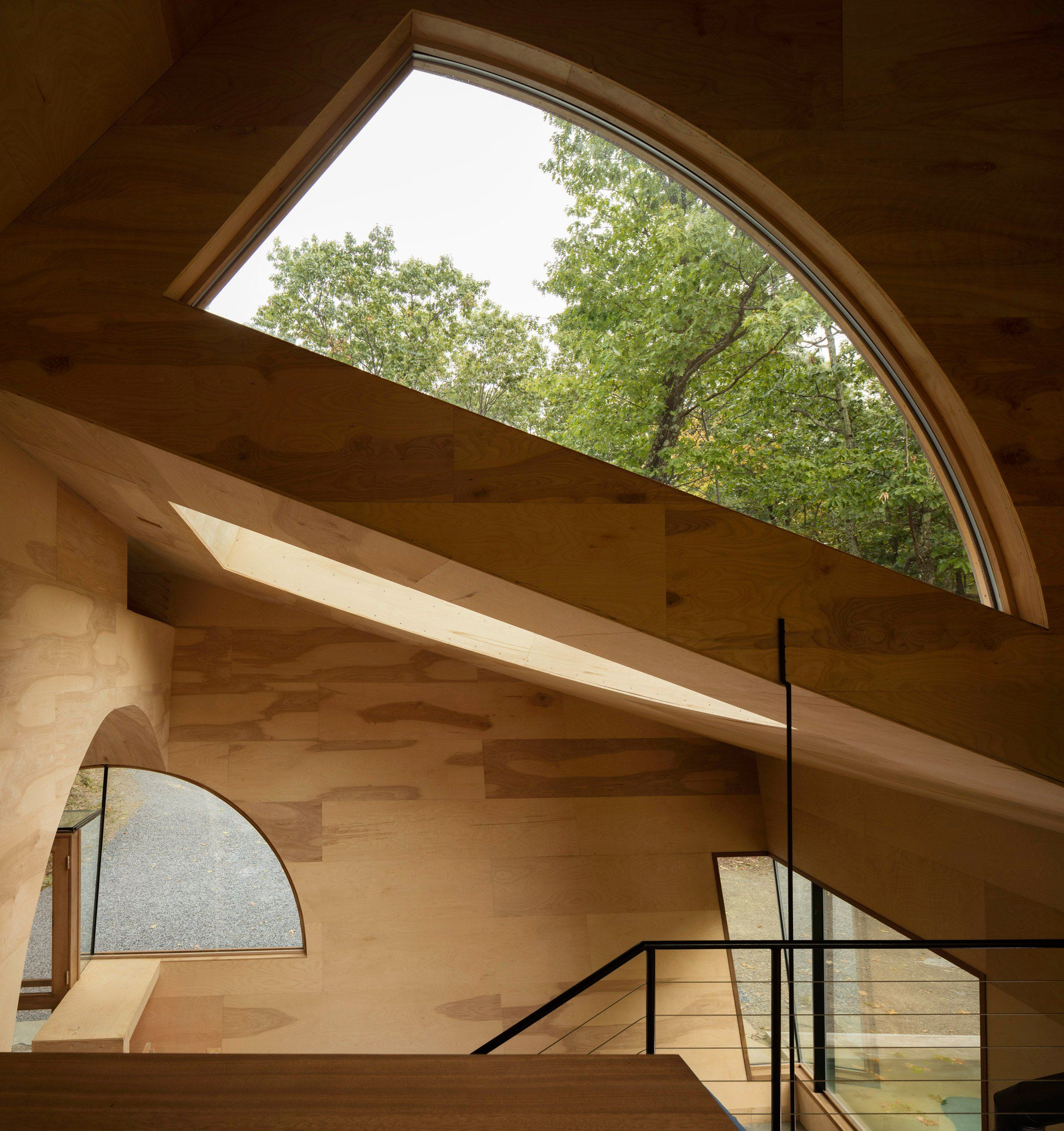 Steven Holls Upstate Ex of In House is an experiment in