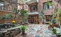 $1.56M Soho apartment boasts an envy-inducing backyard | 6sqft