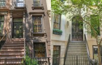 This $28M Upper East Side multi-townhouse-garden-pool ...