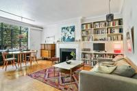 Pretty pre-war co-op in Fort Greene has two bedrooms and ...