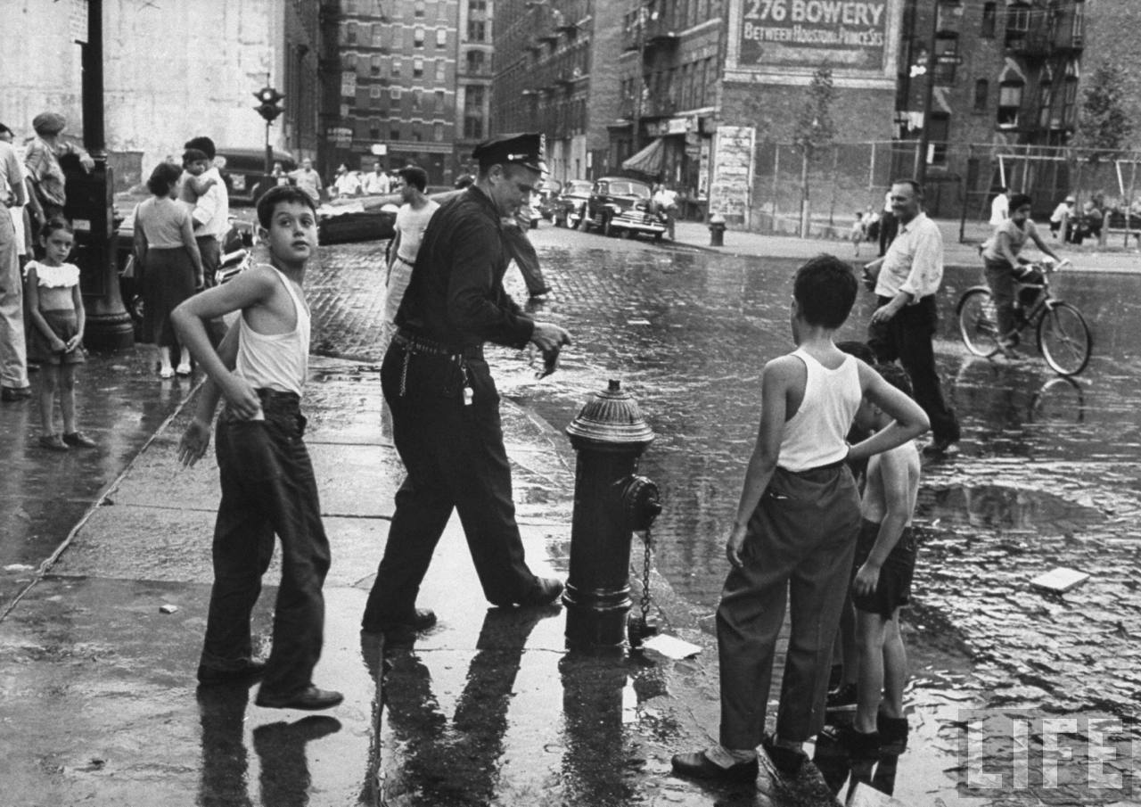 New York S Tradition Of Uncapping Fire Hydrants To Beat