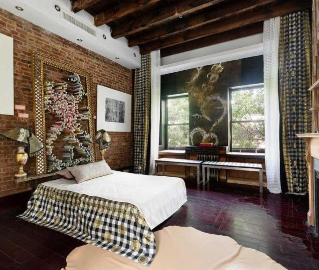 Posted On Fri September   By Mic E Cohen In Cool Listings Hamilton Heights Harlem Interiors Quirky Homes