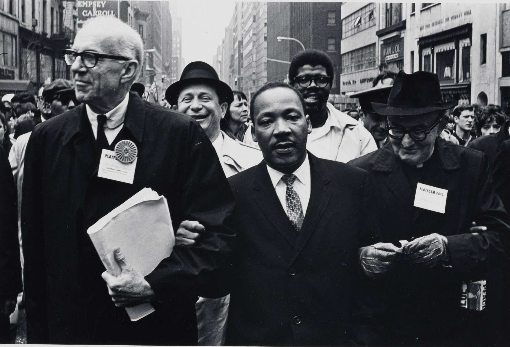 Historic Photos Document Martin Luther King Jr S