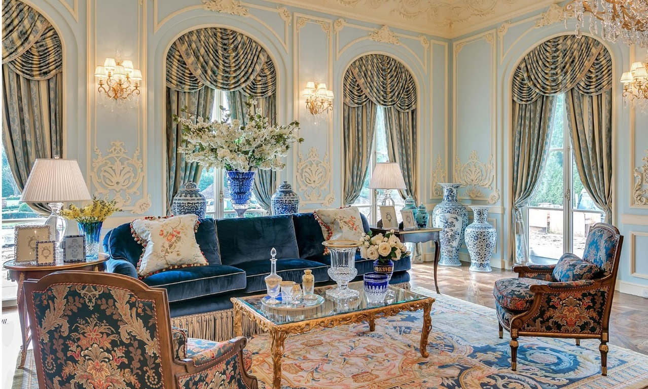 Versailles Inspired Long Island Mansion Lists For 60m