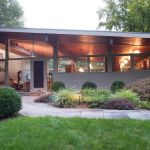 Live In A Classic Mid Century Modern Home On Three Acres Of Land In New Canaan For 1 5m 6sqft