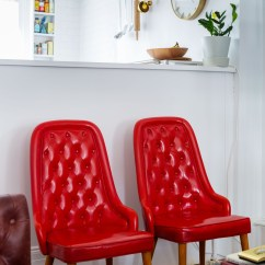 Tell City Chairs Pattern 4548 Sheepskin Chair Pad My 720sqft A Food And Wine Specialist Serves Up Her Retro