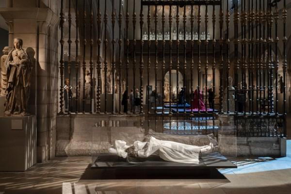 Heavenly Bodies Exhibit Met