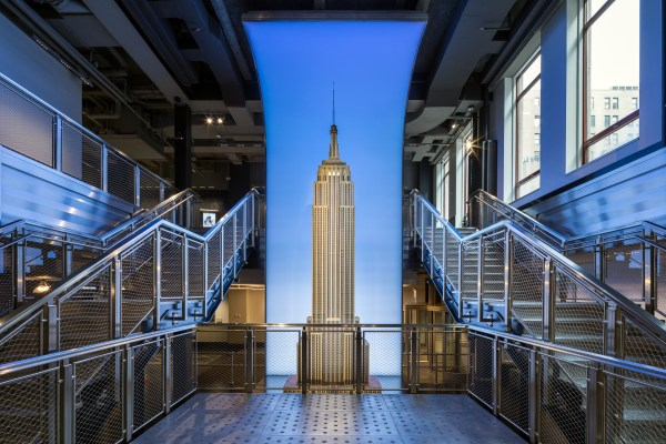 Empire State Building Reveals Deco-inspired Observatory Entrance 6sqft