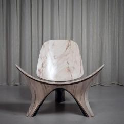 Chair Design Architects Ebay Santa Covers Zaha Hadid Gallery Pop Up Comes To The Ground Floor Of 520