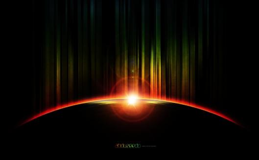 Amazing Eclipse Effect like Abduzeedo's footer