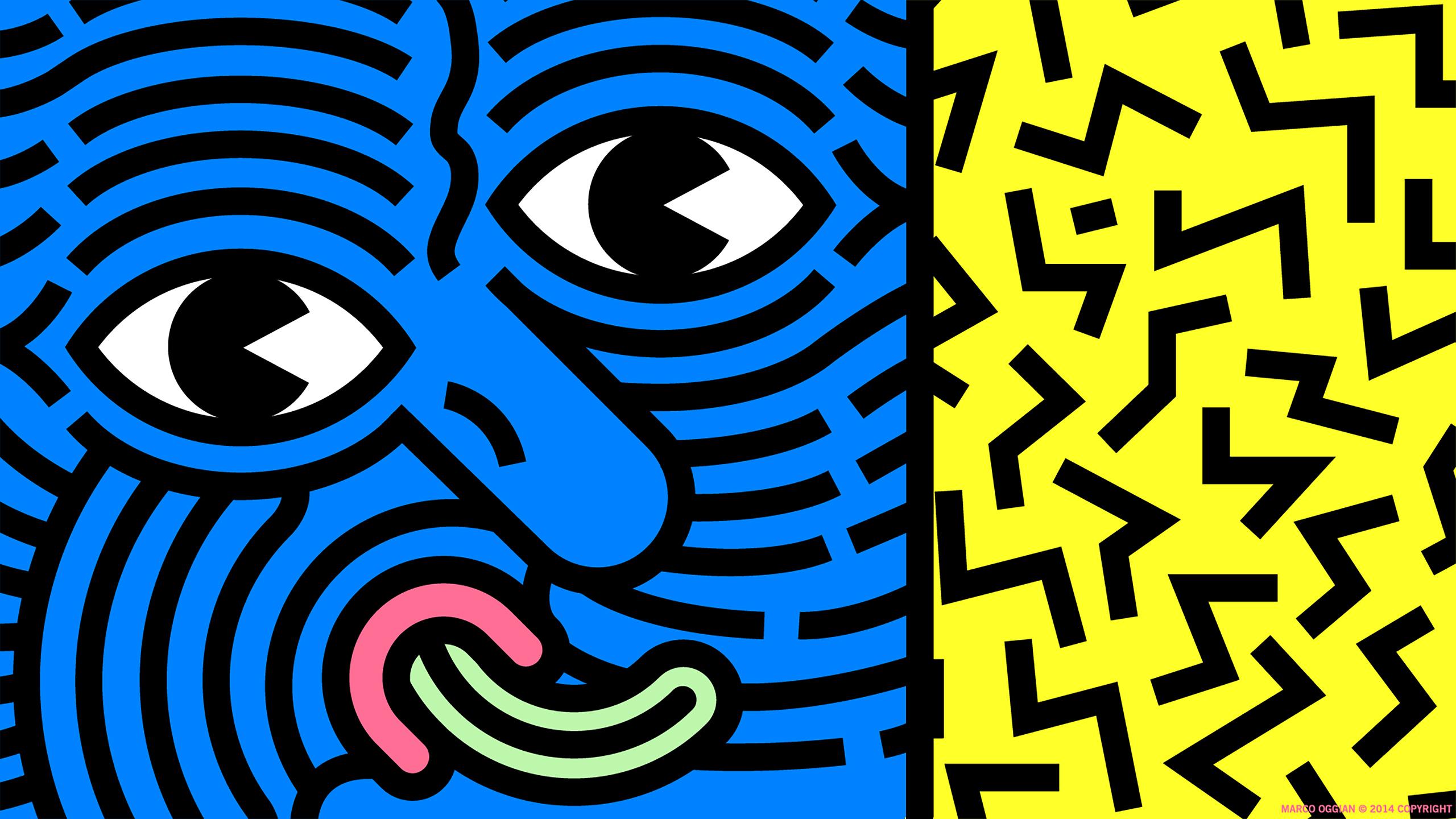 Keith Haring Iphone Wallpaper Wallpaper Of The Week Marco Oggian
