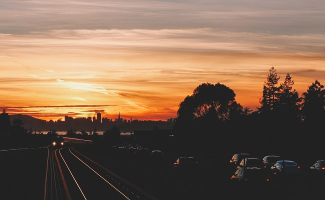 Sunset In East Bay Wallpaper Of The Week