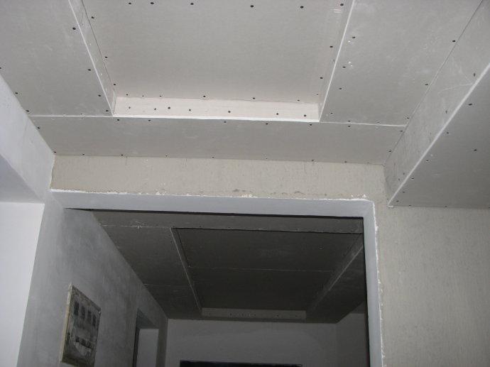 石膏吊頂封板的安裝步驟 - 裝修保障網