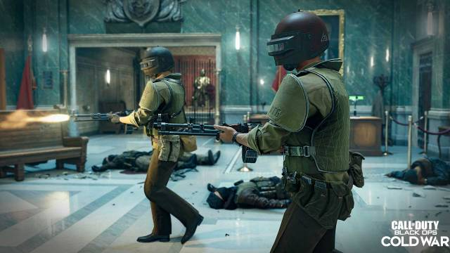 The Black Ops Cold War Campaign: Down the Rabbit Hole with Screenwriter David S. Goyer