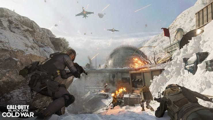 temporada 3 de Call of Duty Warzone y black ops Cold War mapa yamantau
