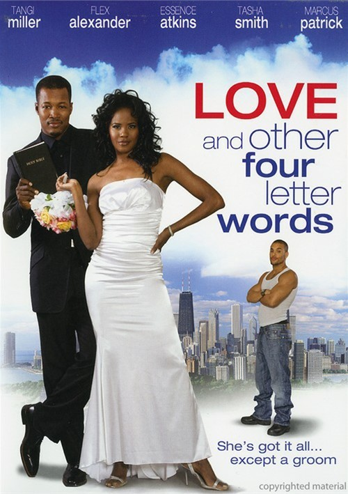 Love And Other Four Letter Words DVD 2007  DVD Empire