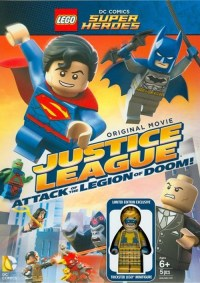 Lego DC Super Heroes: Justice League - Attack Of The ...