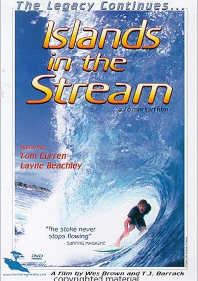 Islands In The Stream: A 16mm Surf Film (DVD 2004) | DVD ...