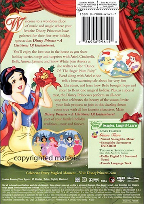 Our First Christmas Dvd