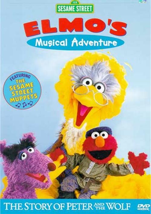 Elmo Grouchland Dvd Menu