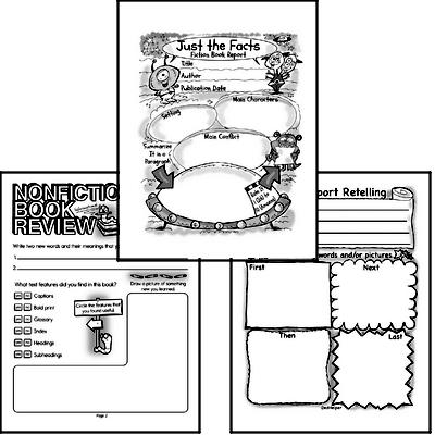 Literature Units and Book Picks for Second Graders