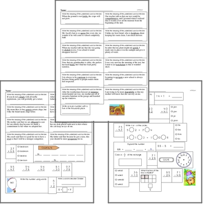 Free L.5.4.A Worksheets and Practice for Language Arts
