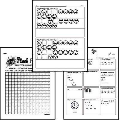 Math Minute Worksheets You'd Actually Want to Print