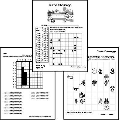 Edhelper crossword answer key 1