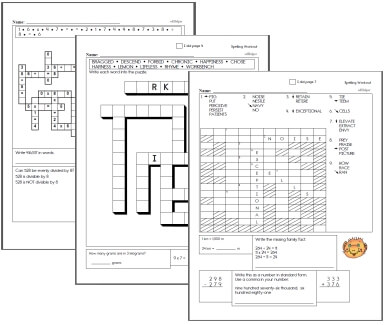 Free Worksheets and Math Printables You'd Actually Want to