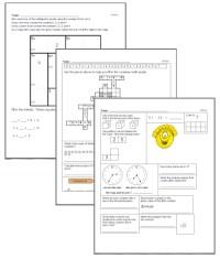 Free Fourth Grade Math Worksheets | edHelper.com