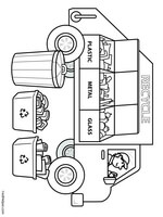 Recycle and Recycling Activities, Worksheets, Printables