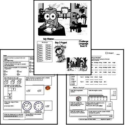 4th Grade English Grammar PDF Worksheets You'd Actually