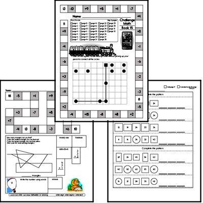 Free Second Grade 2nd grade Homework Workbooks for
