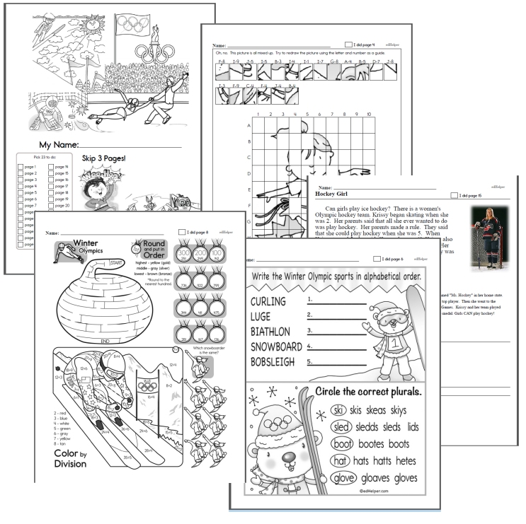 Printable Worksheets » Answers To Edhelper Worksheets