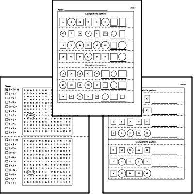 Math Puzzle Worksheets / Math Puzzle Worksheets 3rd Grade