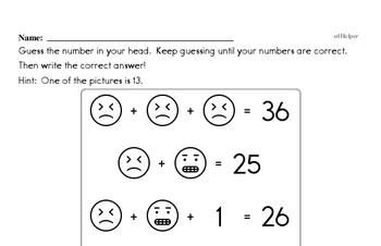 Mental Maths For Grade 2 Worksheets Pdf - Top Worksheet
