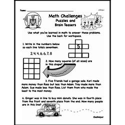Word Problems Worksheets: Free Printable PDF Resources