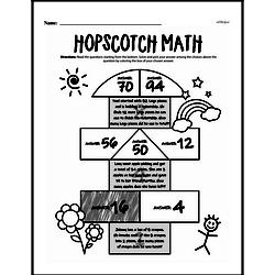 Free Fourth Grade Math Word Problems PDF Worksheets