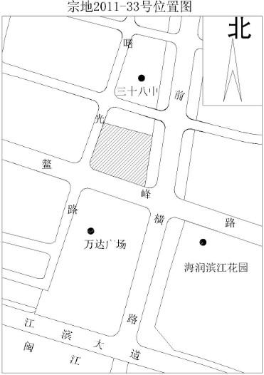 2012福州土地市场首拍 4幅地块总成交3.05亿-房产新闻-福州搜狐焦点网