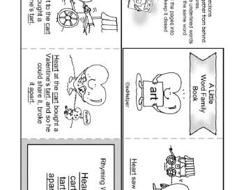 Free Preschool and Junior Kindergarten Educational Resources