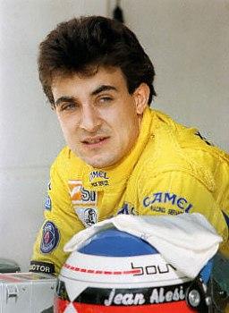 Image result for jean alesi 1989