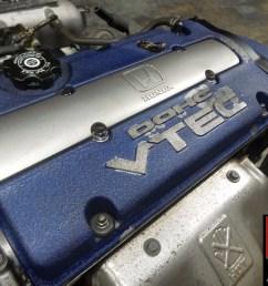 97 02 honda accord sir 2 0l dohc 4 cyl vtec engine 5 speed trans ecu jdm f20b [ 1600 x 1200 Pixel ]